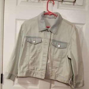 Jackets & Blazers - Junior(3) Light Jean Jacket